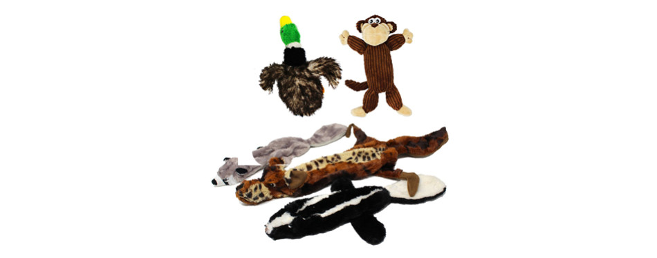 jalousie dog toys